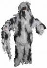 Ghillie suit urban/sneeuwcamo M/L