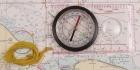 Kaart kompas