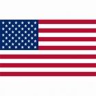 Amerikaanse vlag ( USA)